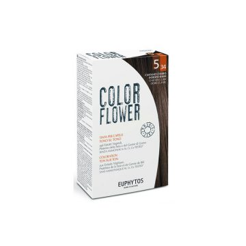 COLORFLOWER 5.34 (GOLDEN COPPER LIGHT BROWN)
