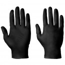 Powderfree vynatrile gloves