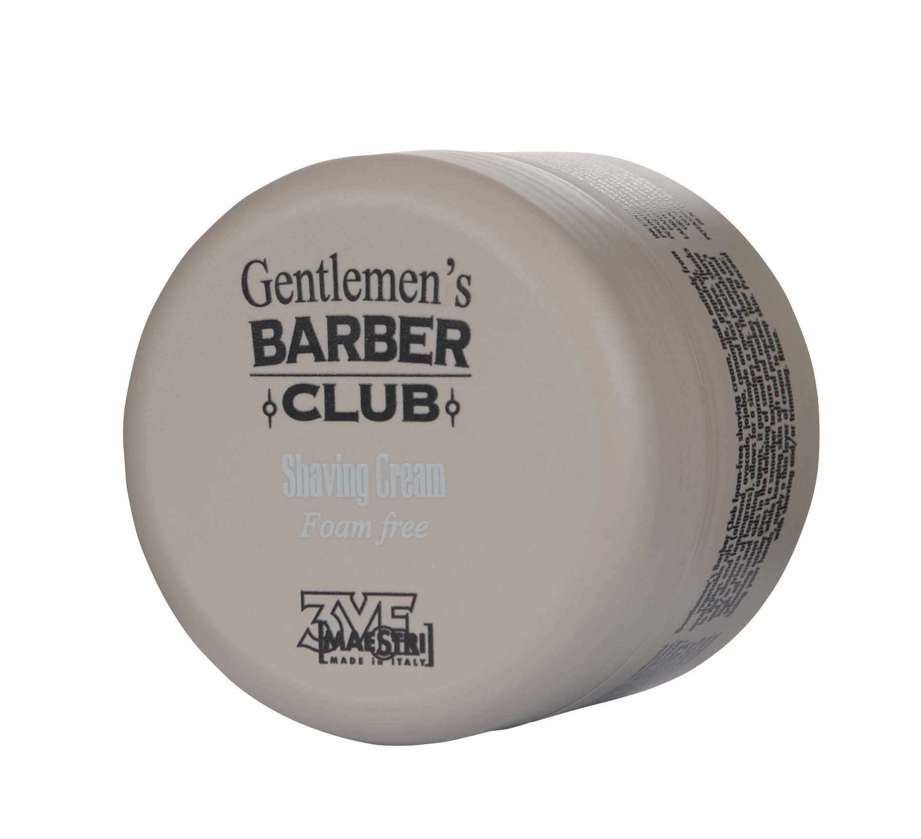BARBER CLUB SHAVING CREAM