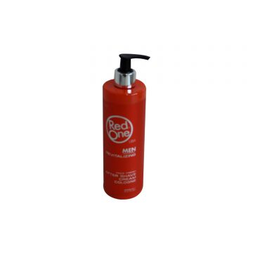 REDONE REVITALIZING AFTER SHAVE CREAM COLOGNE 400ML