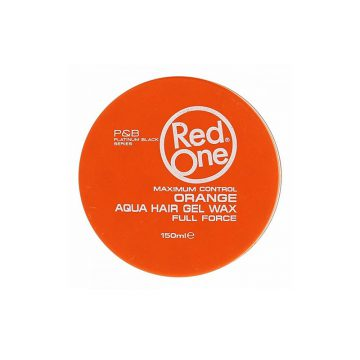 REDONE ORANGE AQUA HAIR GEL WAX FULL FORCE 150ML