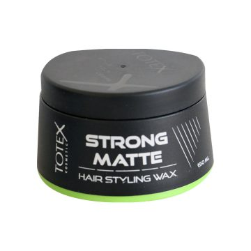 TOTEX STRONG MATTE HAIR STYLE WAXING  150ML