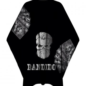 Bandido Hairdressing Gown Barbers Cape B1 145x160cm