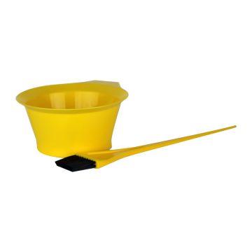 Dye Bowl & Brush