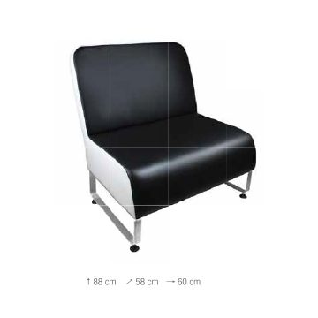Barber Waiting Chair HB341