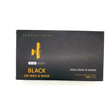 Professional New Favor Black Sir Wax & Mask  500ML