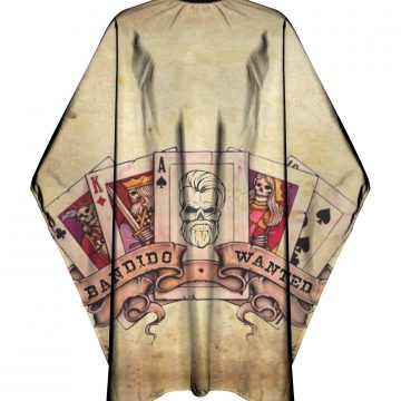 Bandido Hairdressing Gown Barbers Cape B2 145x160cm