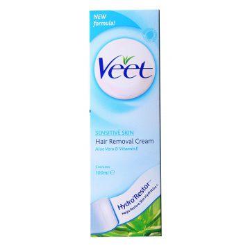 Veet Hair Removal Cream (Sensitive Skin) 100ml
