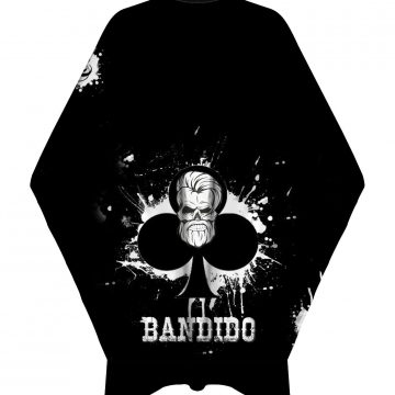 Bandido Hairdressing Gown Barbers Cape B4 145x160cm