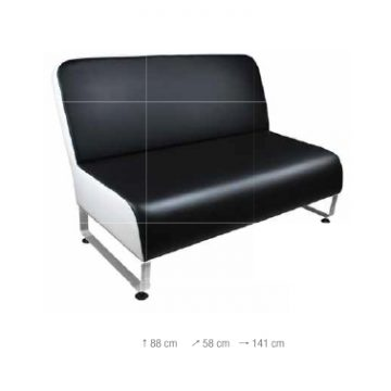 Barber Waiting Chair HB343