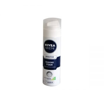 Nivea Shaving Foam For Sensitive Skin
