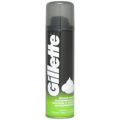 Gillette Shave Foam Lemon & Lime