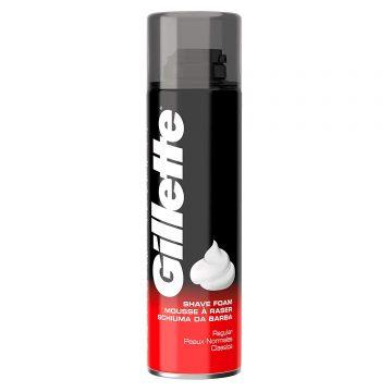 Gillette Shave Foam Classic Regular