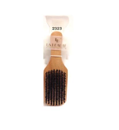 Labeaute Wooden Hair Brush Soft 2323