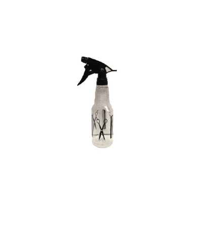 Barber Plastic Spray Bottle Long PSB003
