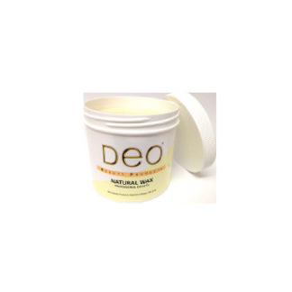 DEO NATURAL WAX W8364