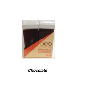 DEO ROLLER WAX CARTRIDGE 6x100ML – CHOCOLATE