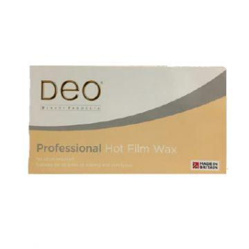 DEO HOT FILM CREAM WAX 8717 – 500G BLOCKS