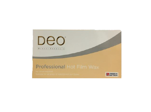 DEO HOT FILM CREAM WAX 8717