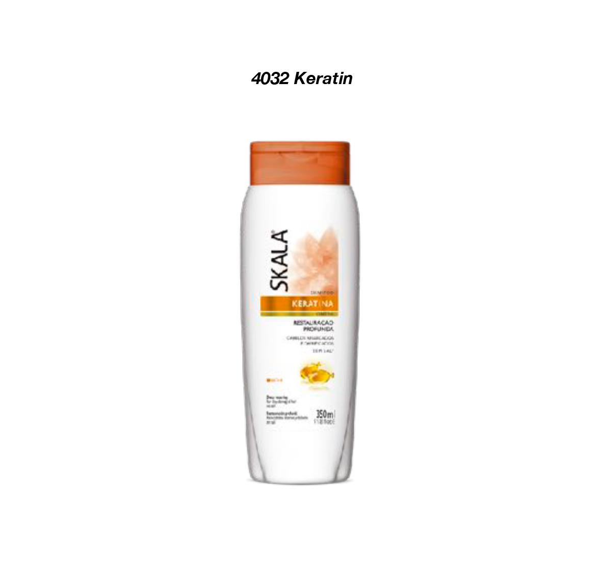 Skala Shampoo Keratin