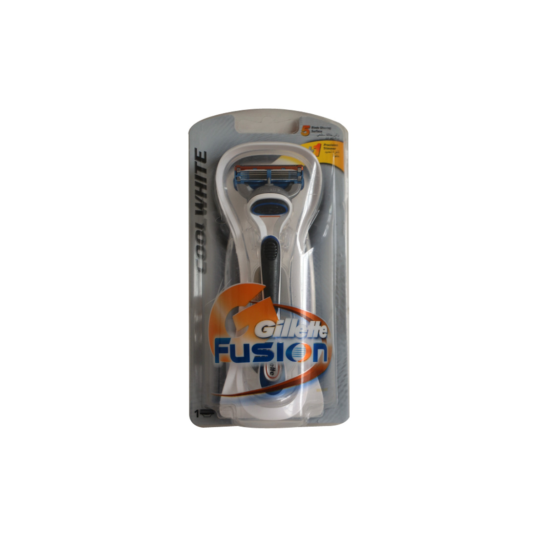 Gillette Fusion Cool White Razor
