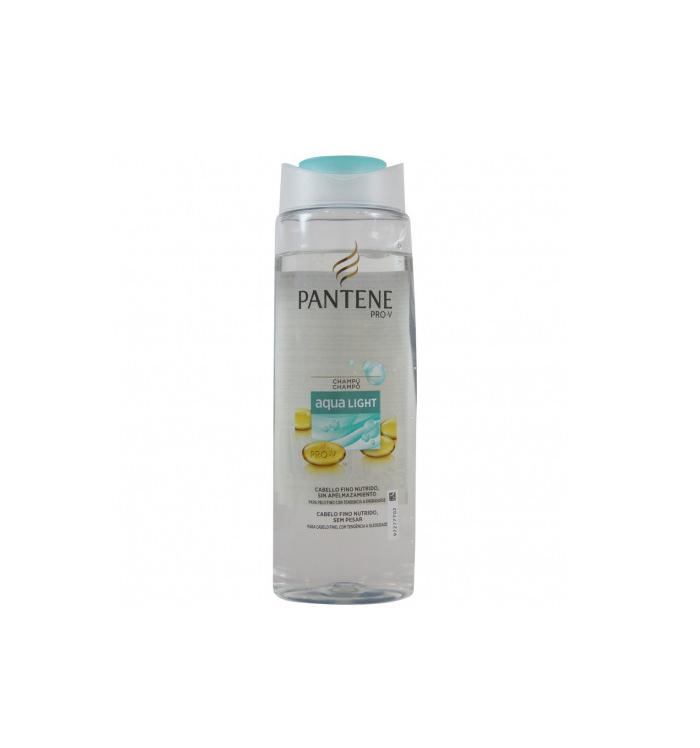 Pantene Nourishing shampoo