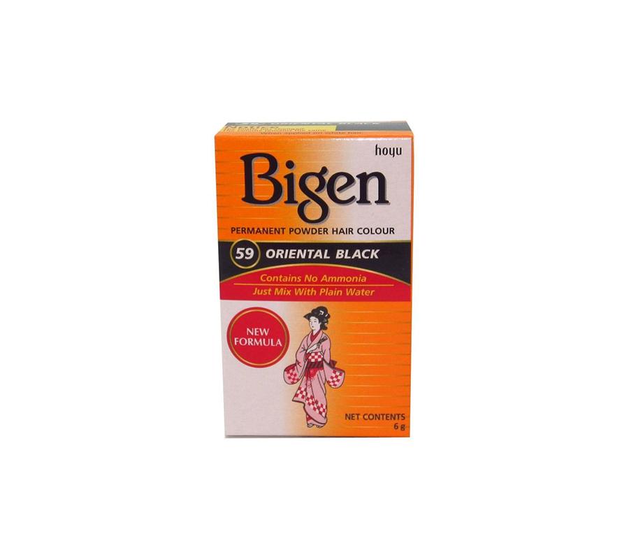 Bigen Powder Hair Colour