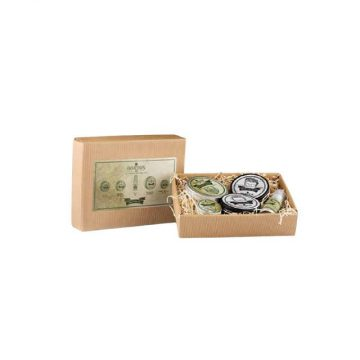 Gordon   Beard and Hair Gift Box Kit
