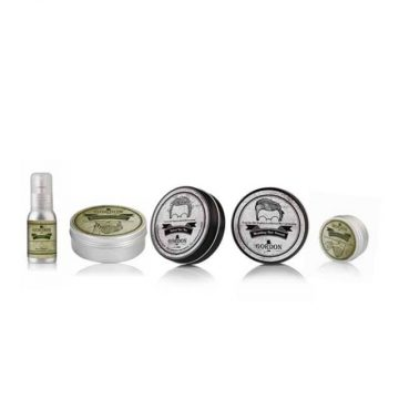 Gordon   Beard and Hair Kit for the Beard Care and Hair Styling