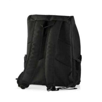 Back Bag | Instrumental Tool Back Pack | Black Bag | Sizes: 33 x 18 cm x h.45 cm